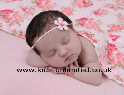 Amelia Rose – Canterbury Newborn Baby Photo Shoot