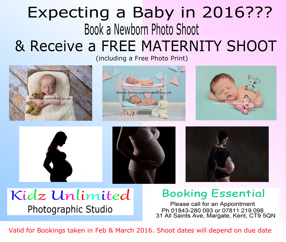 Free Maternity Photo Shoot