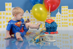 Cake Smash Superman Birchington, Kent