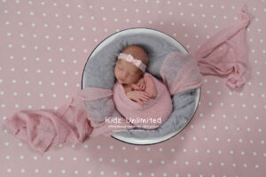 Kent Newborn Photo Shoot