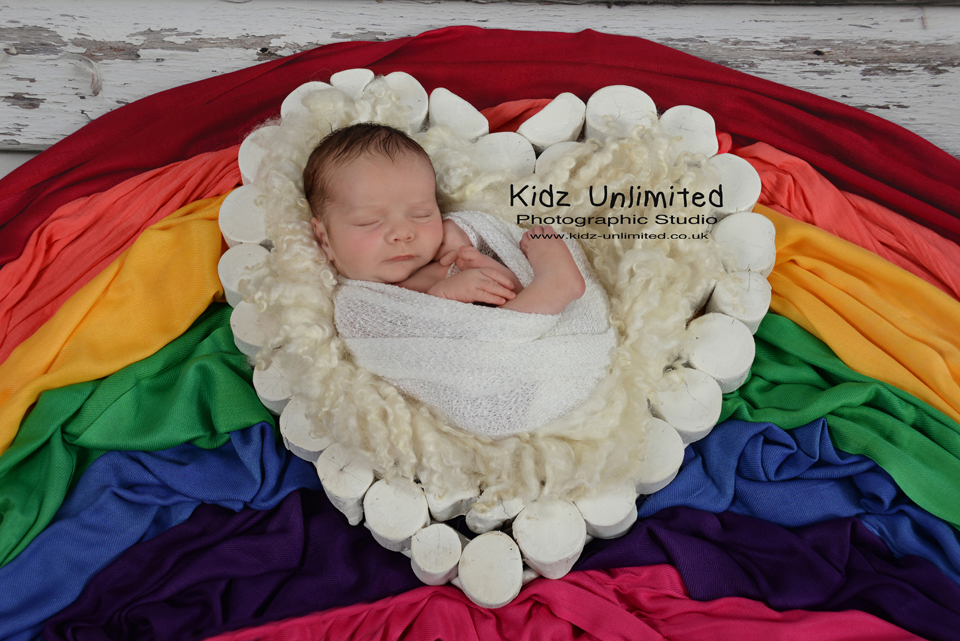 Rainbow Baby Kent Kidz Unlimited
