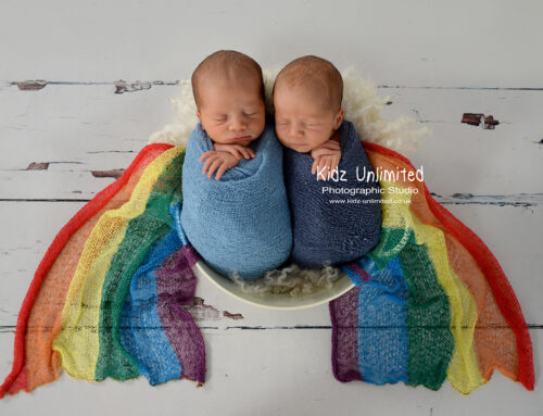 Rainbow Babies – Saul William & Quade Anthony